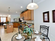 Breakfast nook - Tivoli floorplan