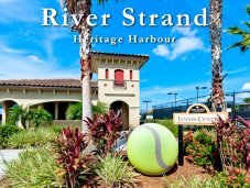 Heritage Harbor - 8 lighted Har-Tru® tennis courts