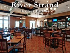 River Strand - clubhouse with restaurant