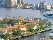 Fort Lauderdale condos, mansions and yachts