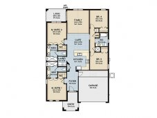 Sequoia Floorplans