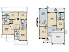 Mendocino Floor Plan