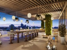 PRIVE outdoor dining