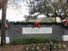 Vermillion gated community