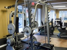 Fitness centre at Clubhouse